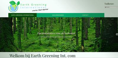 website earth greening international 400