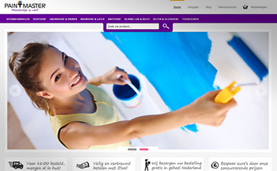 website paintmaster 400