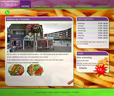 website cafetariathoekske 400