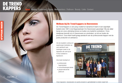 website de trendkappers 400